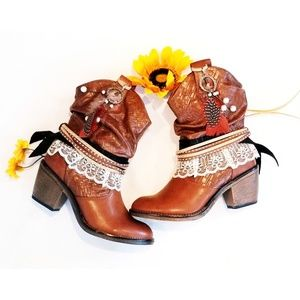 """New! """"XAPPEAL BOHO STYLE BOOTS"""""""